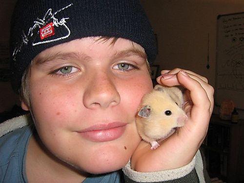 Kyle & Hamsster Jam11 June 2008 012